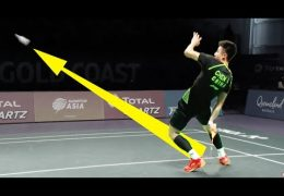 Top 25 Badminton Trickshots – 2017 Edition