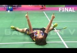 Badminton 2017 World Championships Final CHEN Qingchen JIA Yifan vs Yuki FUKUSHIMA Sayaka HIROTA