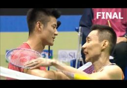 LEE Chong Wei vs CHEN Long 2017 Hong Kong Open Final