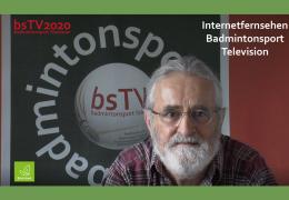 Startnext – Badmintonsport Television – Pilotprojekt bsTV2020