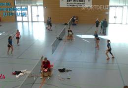 Bayerische Einzelmeisterschaft » U15 – U19 « 07.10.2018 [SDTV]