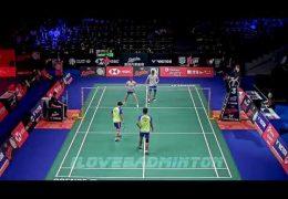 Liliyana NATSIR Tontowi AHMAD vs Isabel HERTTRICH Mark LAMSFUSS – Badminton Denmark Open 2018