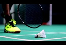 SHUTTLE STRIKE | BADMINTON PROMO VIDEO | YONEX | By :- Studio11 Film's