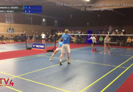 Re-live: [Court 01] TSV Neuhausen-Nymphenburg – TuS Geretsried Sa 23.02.2019