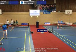 Re-live: TSV Neuhausen-Nymphenburg – TuS Geretsried [2. BL Süd] Sa 23.02.2019