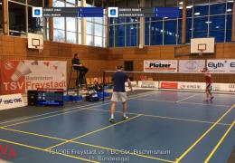 Re-live [Teil2]: TSV906 Freystadt vs 1.BC Sbr.-Bischmisheim So 17.03.2019 15:00