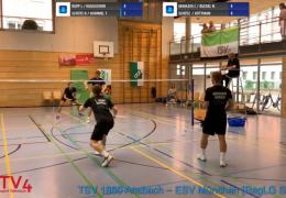 [HOME] TSV 1860 Ansbach – ESV München [RegLG SüO] 07.09.2019