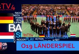 O19-Länderspiel 1 Deutschland vs Niederlande, 03.12.2019