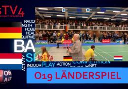 O19-Länderspiel 2 Deutschland vs Niederlande, 04.12.2019