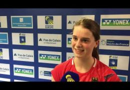 I was nervous and I wanted too much –  Ann-Kathrin Spöri