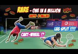 God Like Badminton Shots & Rallies [> 2.630.324 Aufrufe]