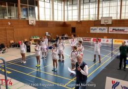 Regionalliga SüdOst  – TSV 1906 Freystadt – ESV Flügelrad Nürnberg – [YouTube]