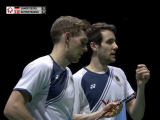 YONEX Swiss Open 2021 | Lamsfuss/Seidel (GER) vs Astrup/Rasmussen (DEN)