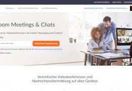 Zoom Meetings & Chats